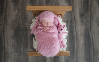 Bernadette 12 days old – Garden Route Newborn Shoot