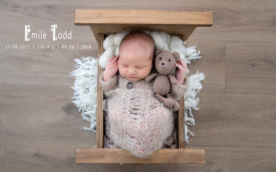 Emile 6 days old – Garden Route Newborn Shoot