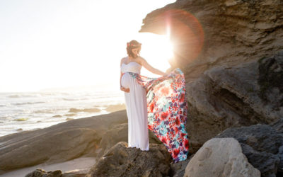 Arno & Tanya – Garden Route Maternity Shoot